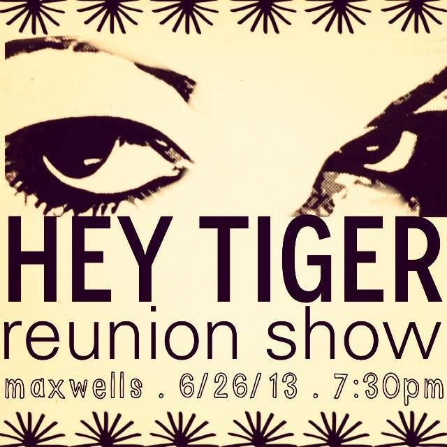 Hey Tiger Reunion Show 6-26-13