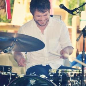 Josh drumming