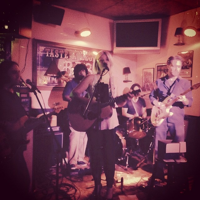 Christina and the Toll Collectors 071115